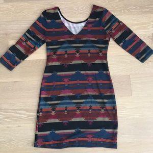 American Rag Dresses - American Rag Boho Dress